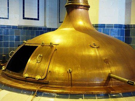 Vat, Beer, Wort, Fermentation, Brewery, Brewing, Tychy