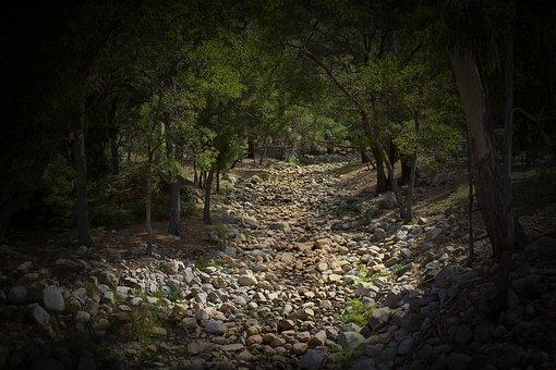 Dry Creek Bed, Halls Gap, Victoria
