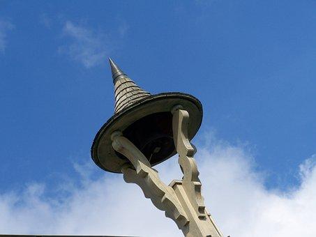 Finially Got, Bell Tower, Blue Sky