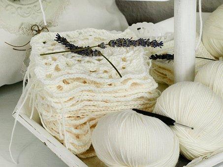Hand Labor, Crochet, Wool, Hobby, Cat's Cradle