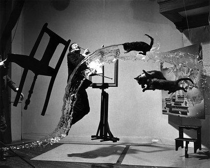 Salvador Dalí, Surrealism, 1948, Dalí Atomicus
