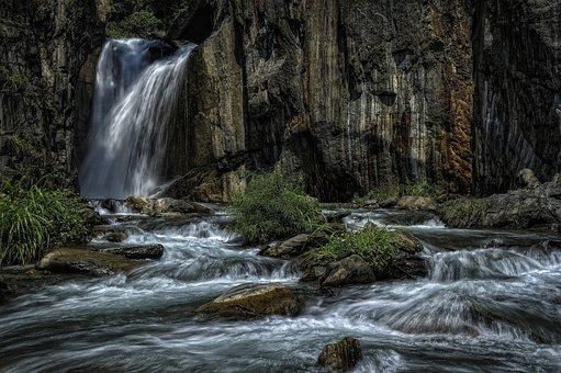 Dream Valley Falls, Streams, Jun Shi
