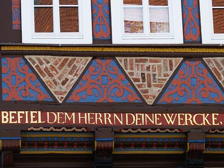 Celle, Lower Saxony, Historic Center, Historically
