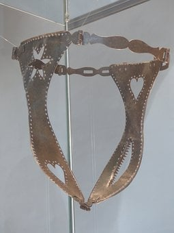 Chastity Belt, Middle Ages, Instrument Of Torture
