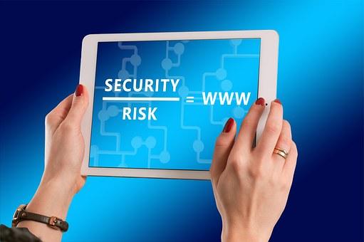 Hands, Woman, Keep, Ipad, Internet, Protection, Hacker