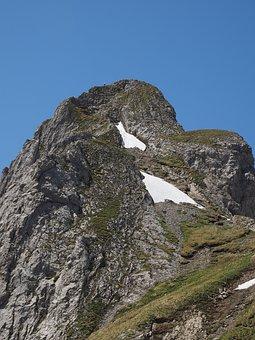 Lenses Ridge, Ridge, Tightrope Walk, Steep, Exposed