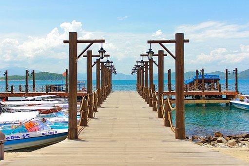 Vietnam, Nhatrang, Nha Trang, Sea, Ocean, Asia