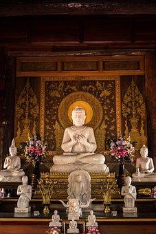 Wat Tha Sai, Measure, Temple
