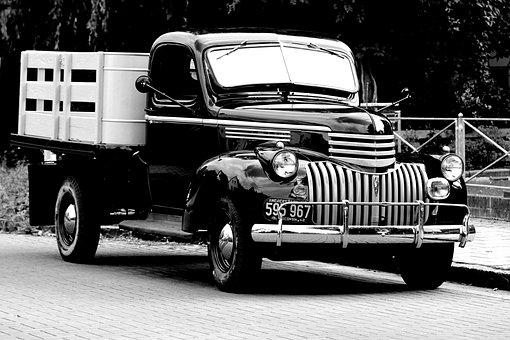 Automotive, Chevrolet, Vans, Year Built 1942, America