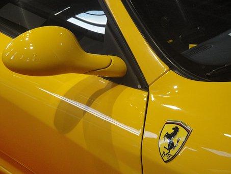 Ferrari, Vehicle, Motor Racing, Automobile, Sports