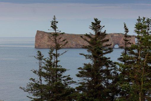 Gaspe, Canada, Nature, Quebec, Gaspesie, Peninsula