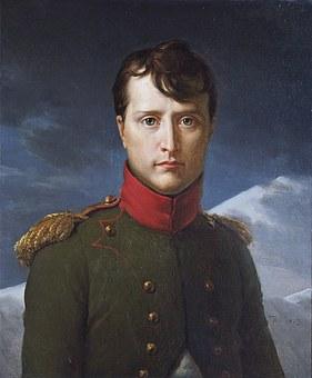 Napoleon Bonaparte, Emperor, Napoleon I, Portrait