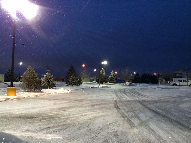Snow, Snowy, Night, Colorado, Street, Winter, Cold