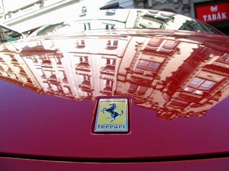 Ferrari, Brno, Racing Car, Automobiles, Vehicles