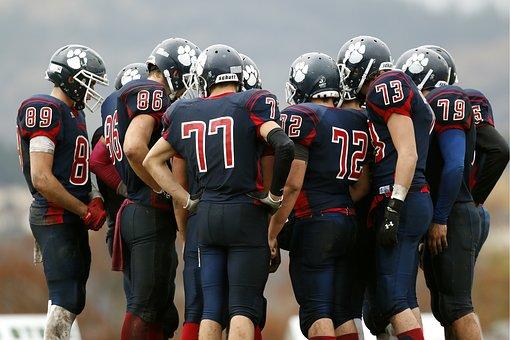 American Football, Football Team, Team