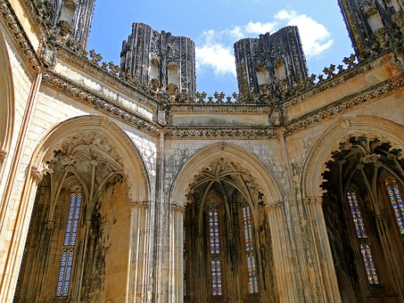 Batalha, Monastery, Monastery Of St, Mary Winning