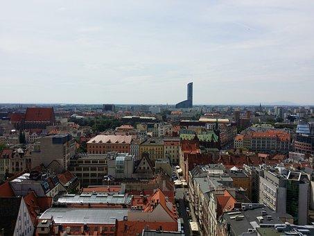 City, Wrocław, Architecture, Buildings, Poland