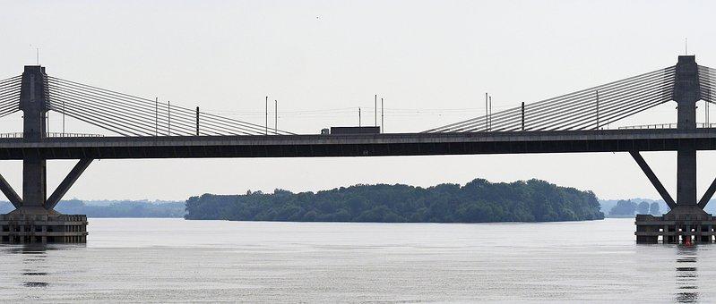 Danube Bridge, New-europe, Calafat, Romania, Vidin