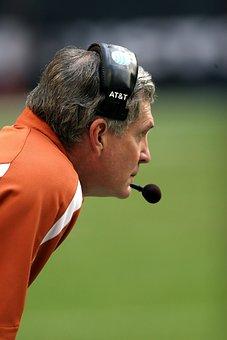 Football Coach, Head Coach, Texan, Sport, Coach, Team