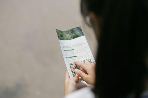 Guidance, Browse, Explore, Brochure