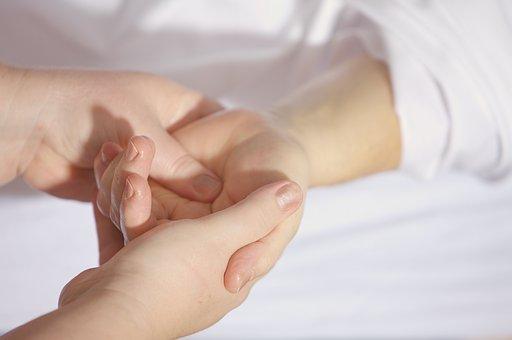 Treatment, Finger, Keep, Hand, Wrist, Hand Massage
