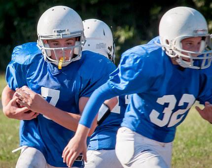Player, Football, Sport, Game, Mouthguard, Competition