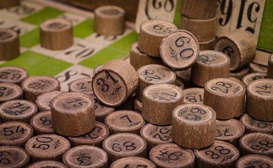 Bingo, Luck, Game, Play, Fun, Win, Gambling, Chance