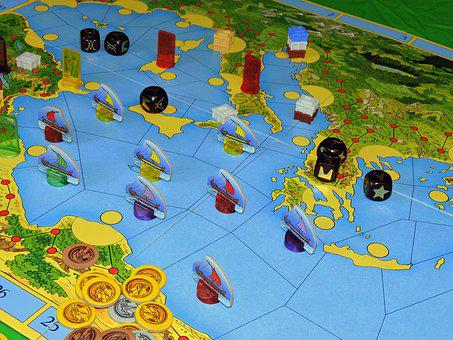 Boat, Game, Board Game, Browse, Pastime, Trade