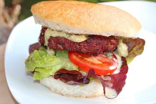 Hamburger, Bbq, Burger, Grill, Barbecue, Delicious