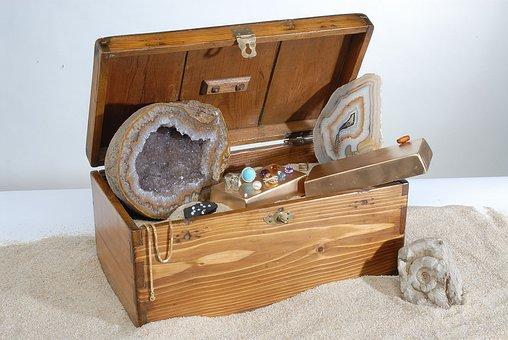 Treasure, Pirates, Minerals, Jewelry, Boat, Browse