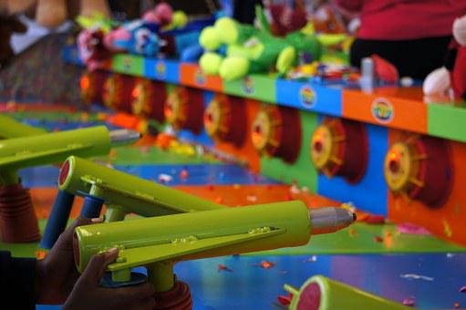 Midway Game, Midway Games, Midway, Carnival, Game, Fair
