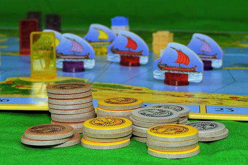 Boat, Game, Board Game, Money, Browse, Pastime, Trade