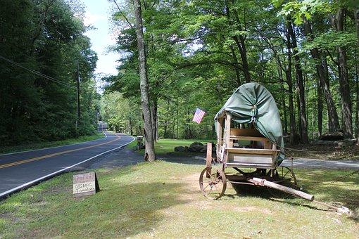 Pennsylvania, Rural, Stand, Produce, Organic, Farm
