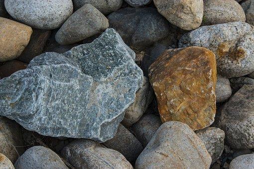 Rocks, Stones, Shapes, Hard, Outdoor, Landscape