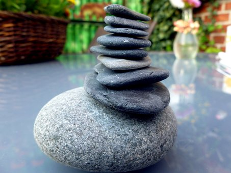 Stones, Tower, Balance, Stacked, Stone Tower
