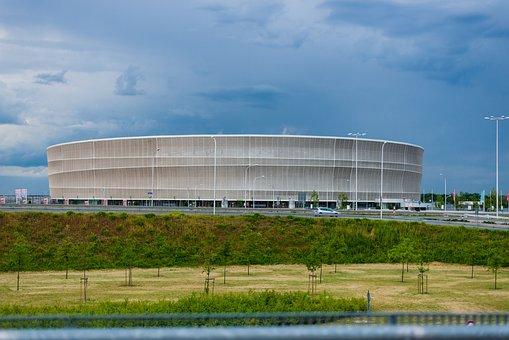 City, Architecture, Europe, Travel, Landmark, Stadium