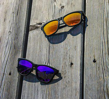 Sunglasses, Glasses, Eyewear, Summer, Sun, Vacation