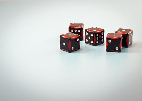 Dice, Numbers, Winning, Cube, Bet, Roll, Jackpot