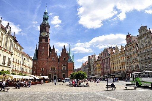 Wrocław, Lower Silesia, Architecture