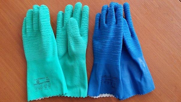 Chemical Gloves, Epi, Chemical Risk