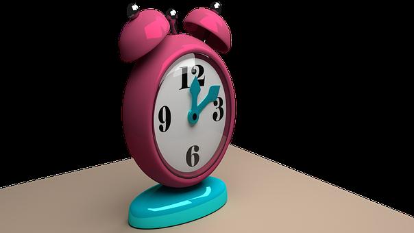 Time, Alarm-clock, Clock, Alarm, Minute, Hour, Sleep