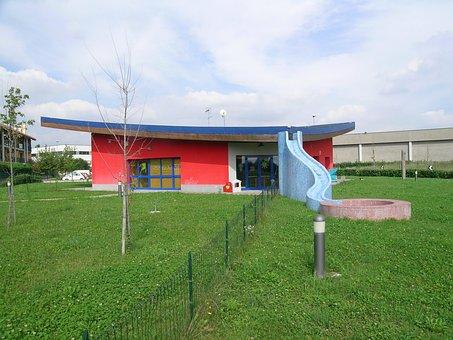 Kindergarten, Cornate D'adda