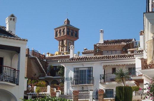 Aida Puebla, Spain, Moorish Style, Costa Del Sol