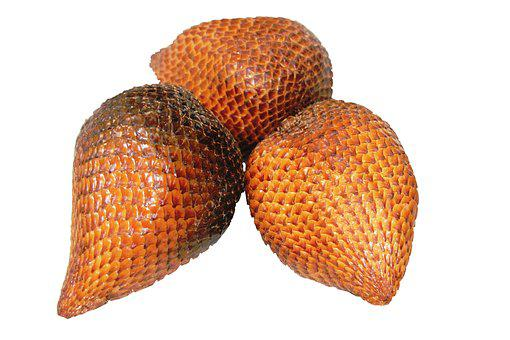 Snake Fruit, Food, Tropical