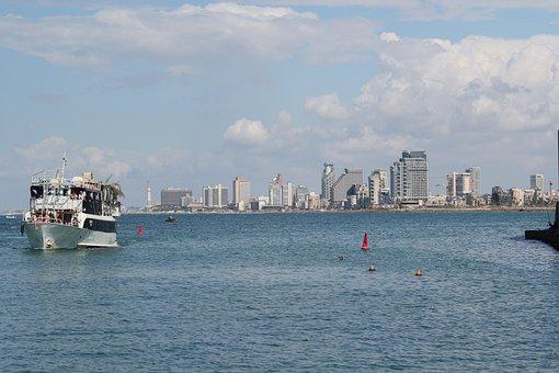 Jaffa, Port, Israel, Tel Aviv