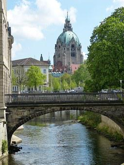 Hanover, Lower Saxony, Old Town, Historically, Park