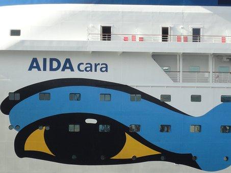 Cruise, Ship, Passenger Ship, Port, Baltic Sea, Kiel