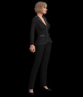 Woman, Business, Office, Secretary, Phone, Files