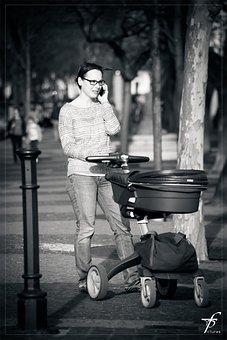 Pram, Baby Carriage, Perambulator, Baby Stroller