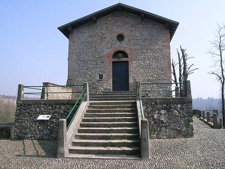 Santuario Della Rocchetta, Church, Sanctuary